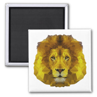 THE TRUE KING 2 INCH SQUARE MAGNET
