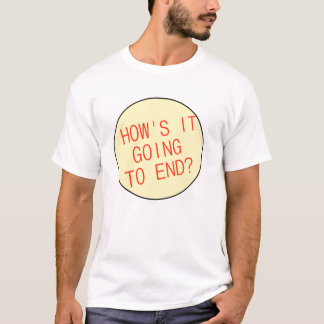 The Truman Show - How's It Going To End? T-Shirt