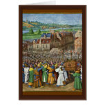 The Trumpets Of Jericho By Fouquet Jean (Best Qual Cards