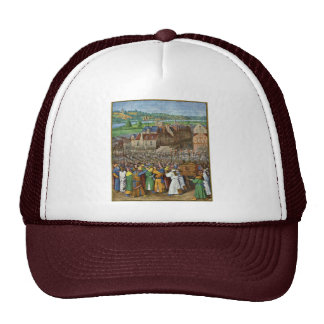 The Trumpets Of Jericho By Fouquet Jean Best Qual Hats