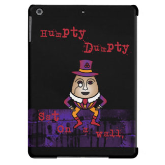 The Truth about Humpty Dumpty iPad Air Case