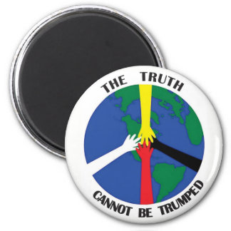 The Truth Cannot Be Trumped - Magnet