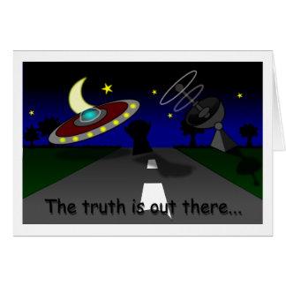 The Truth Card