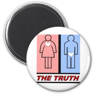 The Truth Full Magnet