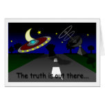 The Truth Greeting Cards
