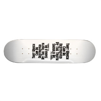 The Truth Hurts Skate Decks