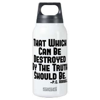 The Truth Hurts Thermos Bottle