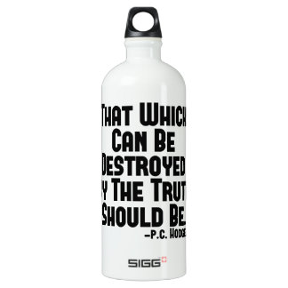 The Truth Hurts Water Bottle