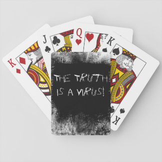 The Truth is a Virus! Pump Up The Volume inspired Card Deck