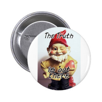 The Truth is Out There 2 Inch Round Button