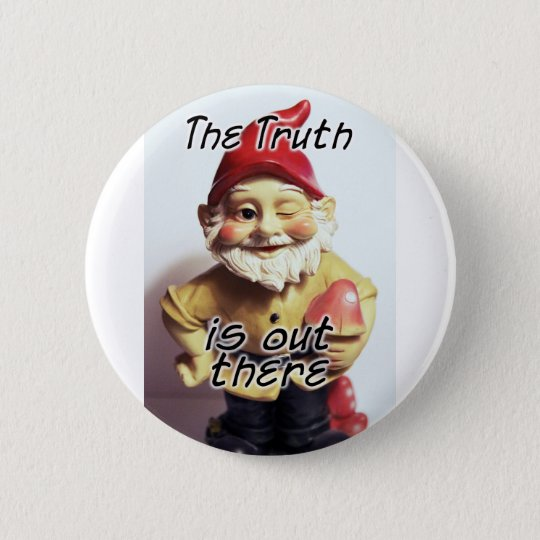 The Truth is Out There Button