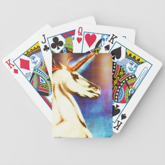 The Truth Lies in the Horn Bicycle Playing Cards