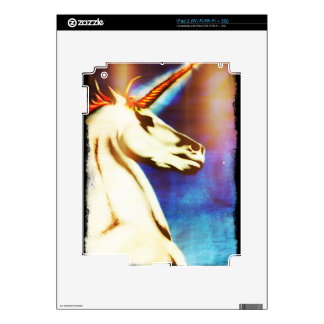 The Truth Lies in the Horn iPad 2 Skin
