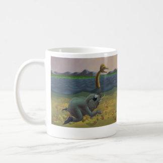The Truth of Loch Ness Classic White Coffee Mug