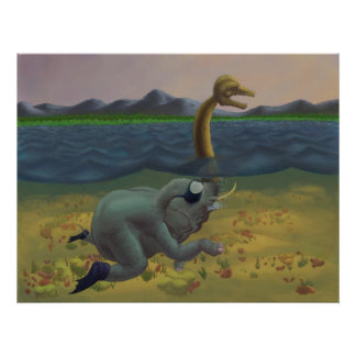 The Truth of Loch Ness Poster