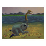 The Truth of Loch Ness Posters