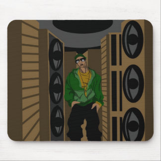 The Truth Seeker's Reverb (digital) Mouse Pad