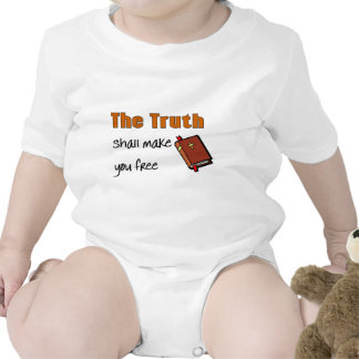 The truth shall make you free John 8, 32 Shirts