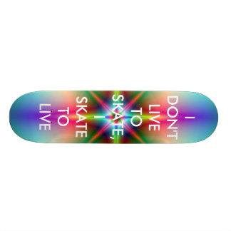 The Truth. Skate Decks