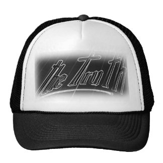 The truth trucker hat