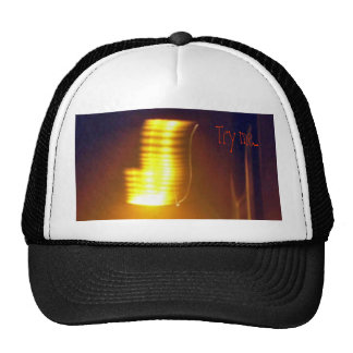 The Try Me Trucker Hat