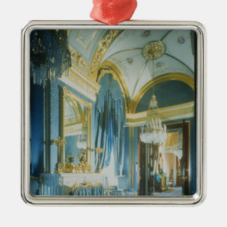 The Tsar's Bedroom in the Private Apartments Christmas Ornament