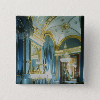 The Tsar's Bedroom in the Private Apartments Pinback Button