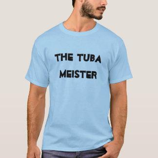 The Tuba Meister shirt