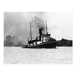 The Tug Jesse James Postcard