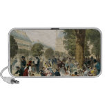 The Tuileries, 1856 Portable Speaker