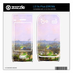 The Tuileries Garden by Camille Pissarro Skin For The LG Vu Plus