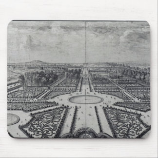 The Tuileries Garden Mouse Pad