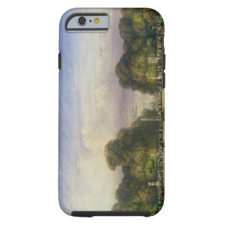 The Tuileries Gardens, with the Arc de Triomphe in iPhone 6 Case