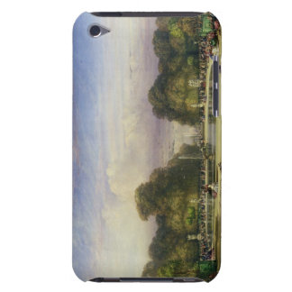 The Tuileries Gardens, with the Arc de Triomphe in iPod Touch Case