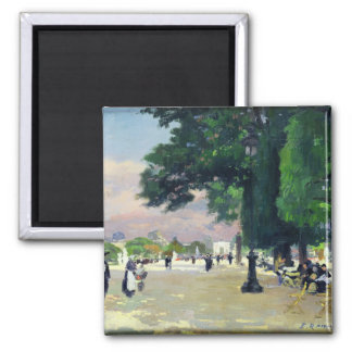 The Tuileries Magnet