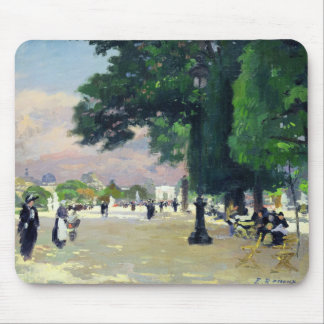 The Tuileries Mouse Pad