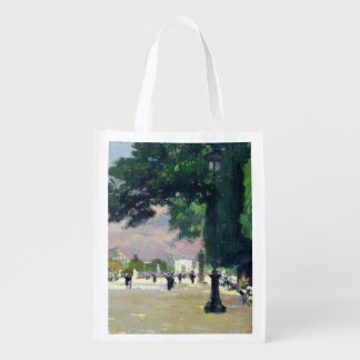 The Tuileries Reusable Grocery Bag