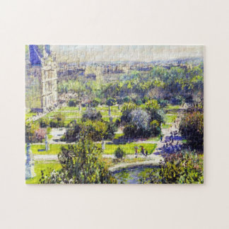 The Tuileries study  Claude Monet Jigsaw Puzzle