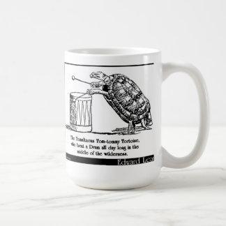 The Tumultuous Tom-tommy Tortoise Mugs