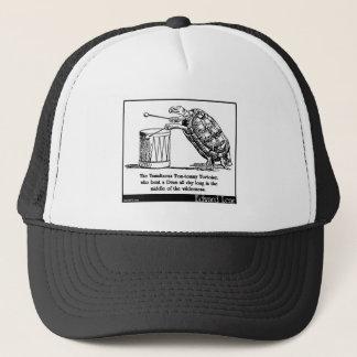 The Tumultuous Tom-tommy Tortoise Trucker Hat