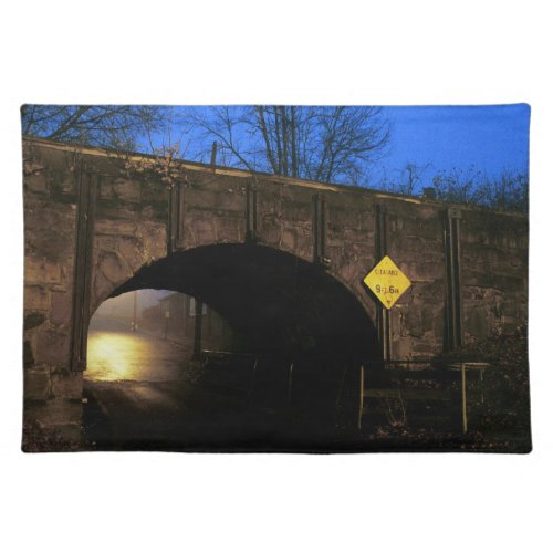 The Tunnel Cloth Placemat