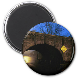 The Tunnel I - Magical World Beyond the Tunnel 2 Inch Round Magnet