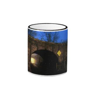 The Tunnel I - Magical World Beyond the Tunnel Ringer Coffee Mug