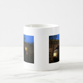 The Tunnel I - Magical World Beyond the Tunnel Classic White Coffee Mug