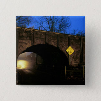 The Tunnel I - Magical World Beyond the Tunnel Pinback Button
