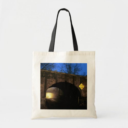 The Tunnel I - Magical World Beyond the Tunnel Tote Bag