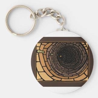 The Tunnel Keychain