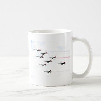 The Turkish Stars Aerobatic Team Coffee Mug