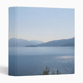 The Turquoise Coast 3 Ring Binder