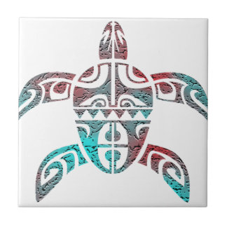THE TURTLE COLORS TILE